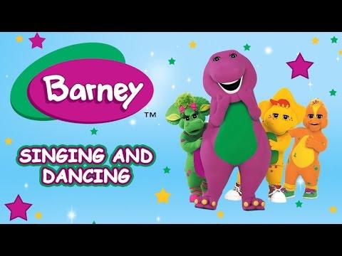 barney full episode singing and dancing