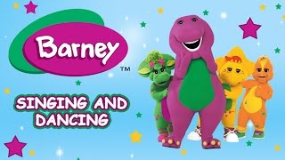 Barney Full Episode: Singing and Dancing