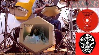 "Jean Michel Jarre - ""Souvenir of China"". 🎧 Drum Cover. SIMMONS SDS 8."