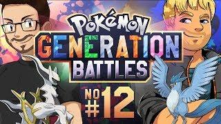 Pokemon Generation Battle w/ Dobbs [GEN 1 VS. GEN 4]
