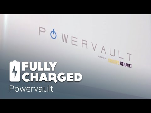Powervault | Fully Charged