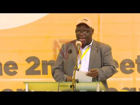NRM leaders meet to consider amendments in party constitution