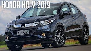 Lançamento: Honda HR-V 2019