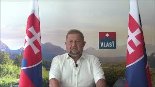 Vyzývam Matoviča, aby verejne vylúčil, že minister obrany Naď je agentom CIA