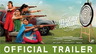 And here is the official trailer of MagalirMattum Great work team