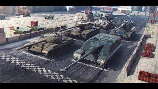WoT Blitz - Тест рейтинговых боев- World of Tanks Blitz (WoTB)