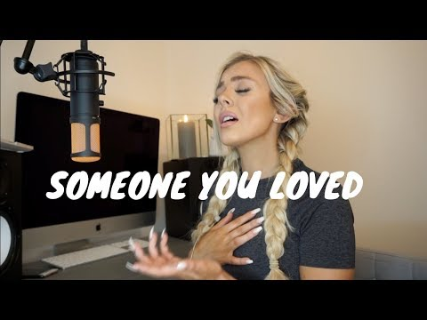 Lewis Capaldi - Someone You Loved | Cover - Samantha Harvey