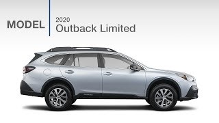Video 2 of Product Subaru Legacy Sedan & Outback Wagon (7th Gen)