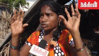 ஜெ இருந்தால் இப்படி நடக்குமா  Vardah Affected People Emotional Statement About Jayalalitha