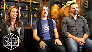 Critical Role interview: Dungeons and Dragons as a new genre of TV