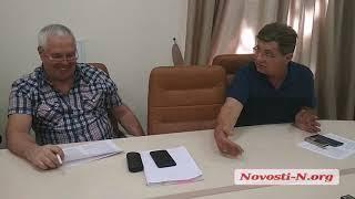 """Видео """"Новости-N"""": Депутат предложил нанять «молодчиков с баллончиками»"""