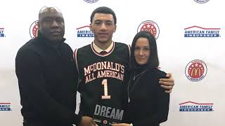 Stops #10-11: Jahvon Quinerly and Louis King - Jersey City, NJ