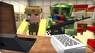 Мы поймали сигнал выживших [ЧАСТЬ 24] Зомби апокалипсис в майнкрафт! - (Minecraft - Сериал)