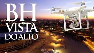 Imagens aéreas em Belo Horizonte