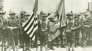 100th Anniversary Of United States Entry Into World War I.