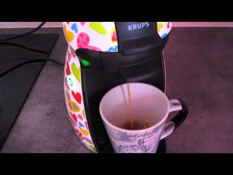 comment demonter une cafetiere krups dolce gusto