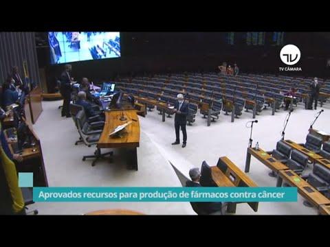 Aprovados recursos para produção de fármacos contra câncer - 07/10/21