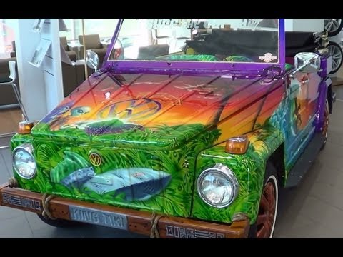Crazy 1974 Volkswagen Thing