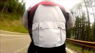 preview picture of video 'Dorsoduro 750 - Discesa passo Foscagno'