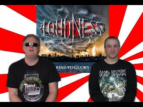 Loudness 'Rise to Glory' Album Review-The Metal Voice.com
