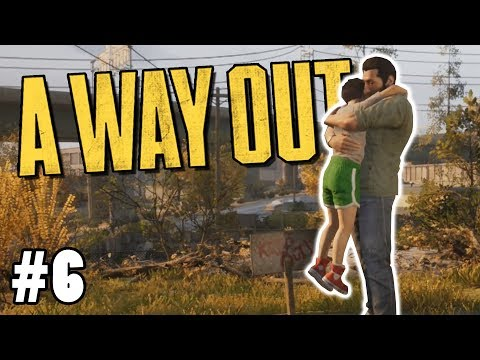 LEOVA RODINA! - #6│A Way Out (CZ)