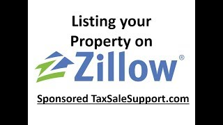 How to list your property for sale on Zillow