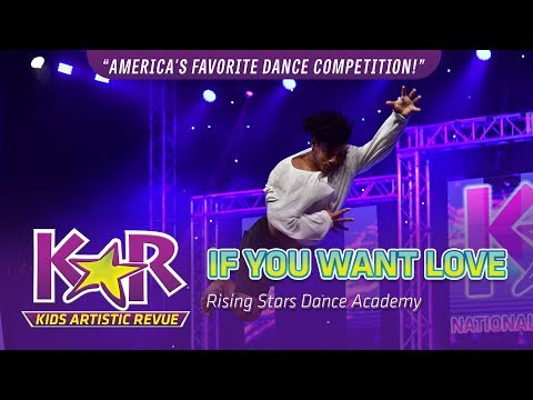 """""""If You Want Love"""" from Rising Stars Dance Academy"""
