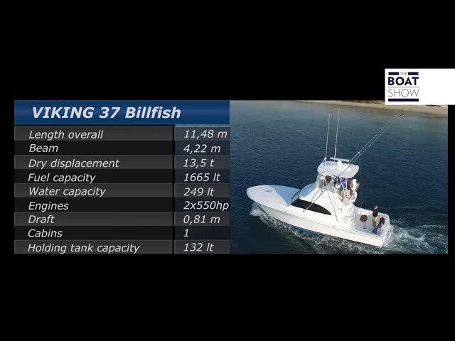 [ENG] VIKING 37 Billfish - Yacht Review - The Boat Show