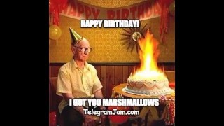 Happy Birthday - Getting Old - A Funny E Card / Song From TelegramJam.