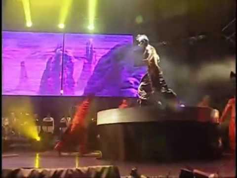 《周杰倫2004無與倫比演唱會》23 雙刀&雙節棍&龍拳