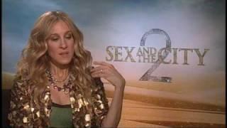 Секс в большом городе, Паркер интервью секс в большом городе 2