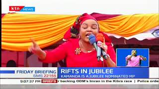 More Jubilee Party MPs to support ODM's Imran even as Kamanda faces hostility from women leaders