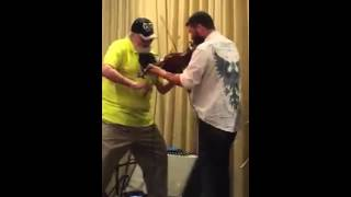Fiddle Beard Dueling with Mr. Charlie Daniels