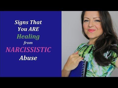 Genezen van een narcist, hoe weet je dat?
