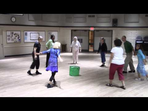 AZ Messianic Dancers Practice - O'THAT MEN WOULD PRAISE THE LORD - Liberated Wailing Wall