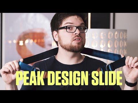 DER BESTE KAMERAGURT - Peak Design Slide (Summit Edition)