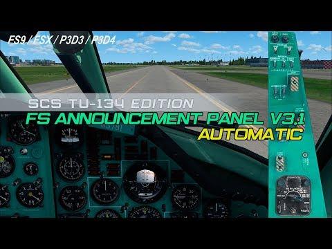 Files - Aeroflot CrewPack, Airports: UUEE 2 (A  Pushkin) for FS