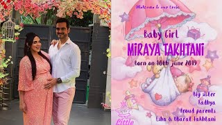 Esha Deol and Bharat Takhtani welcome their second child, Miraya Takhtani