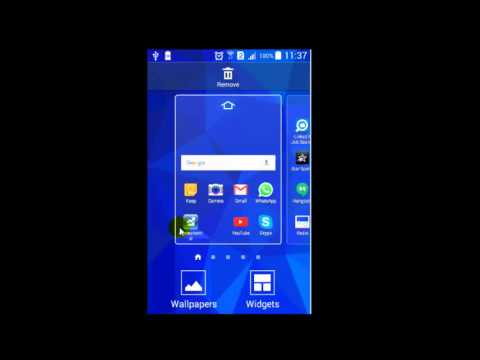 How to display weather information in Android phone