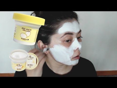 Egg White Perfect Pore Cleansing Foam by Skinfood #4