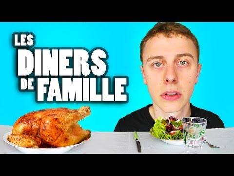 Rodinné večeře