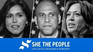 Watch Live: 2020 Candidates Speak At The She The People Forum | NBC News