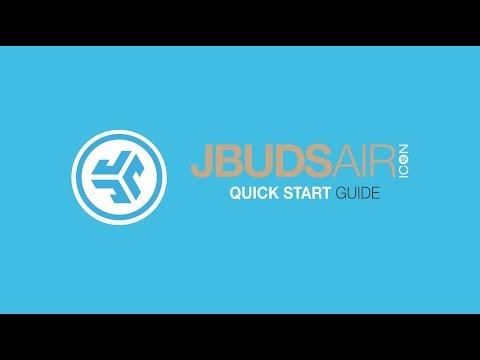 JLab Audio JBuds Air Icon