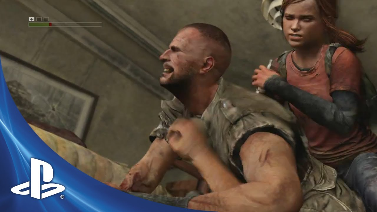 E3 2012: Naughty Dog Reveals The Last of Us Gameplay