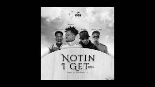 Fameye, Kuami Eugene, Article wan, Medikal - Nothing I Get - RMX ( audio slide)