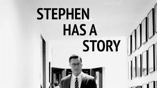 Stephen Has A Story: Haul Ass!