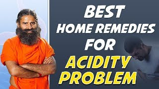 Best Home Remedies for Acidity Problem | Swami Ramdev