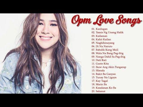 Pampatulog Hugot Love Songs 2018 - OPM Nonstop Love Songs NEW 2018