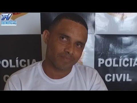 Entrevista com o Pai acusado de estuprar a filha de 12 anos em Aguiarnópolis