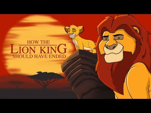 How The Lion King Should Have Ended